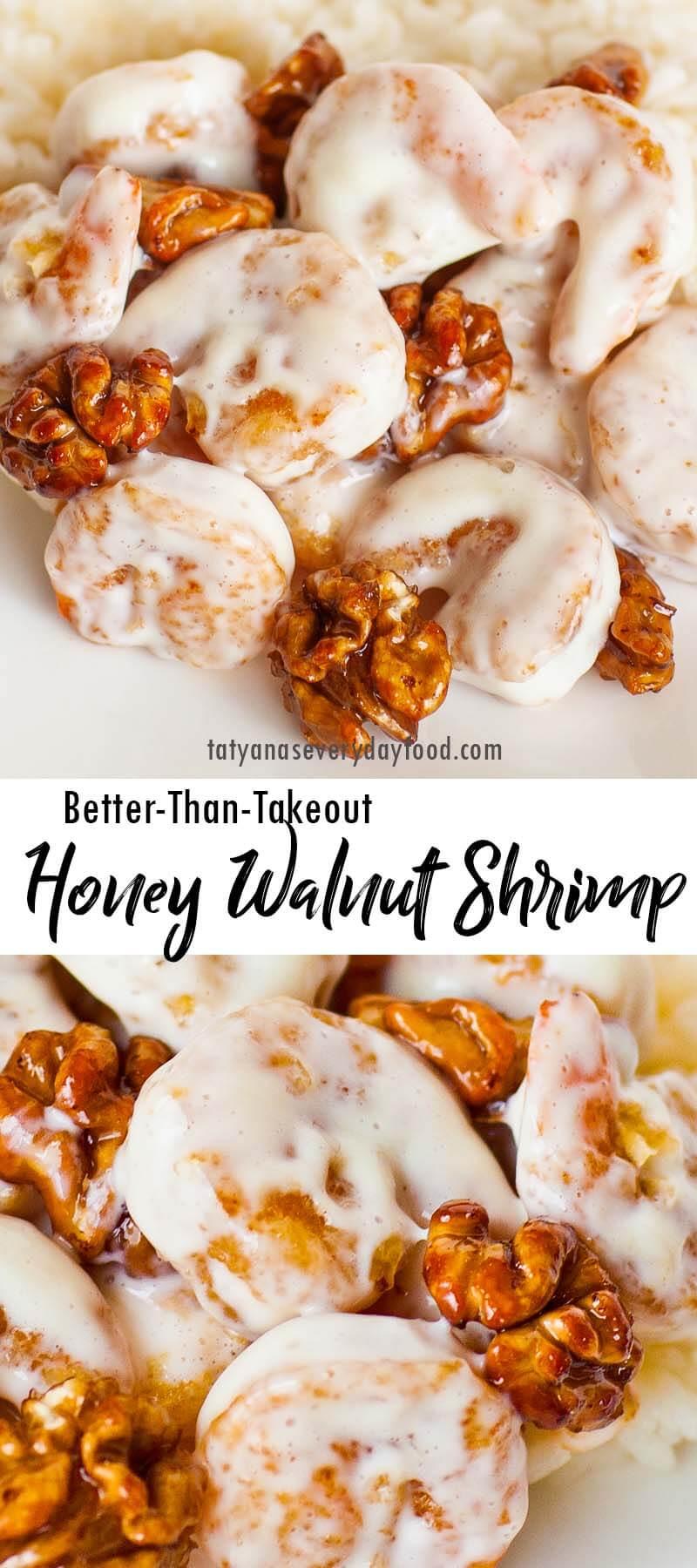 Honey Walnut Shrimp video recipe