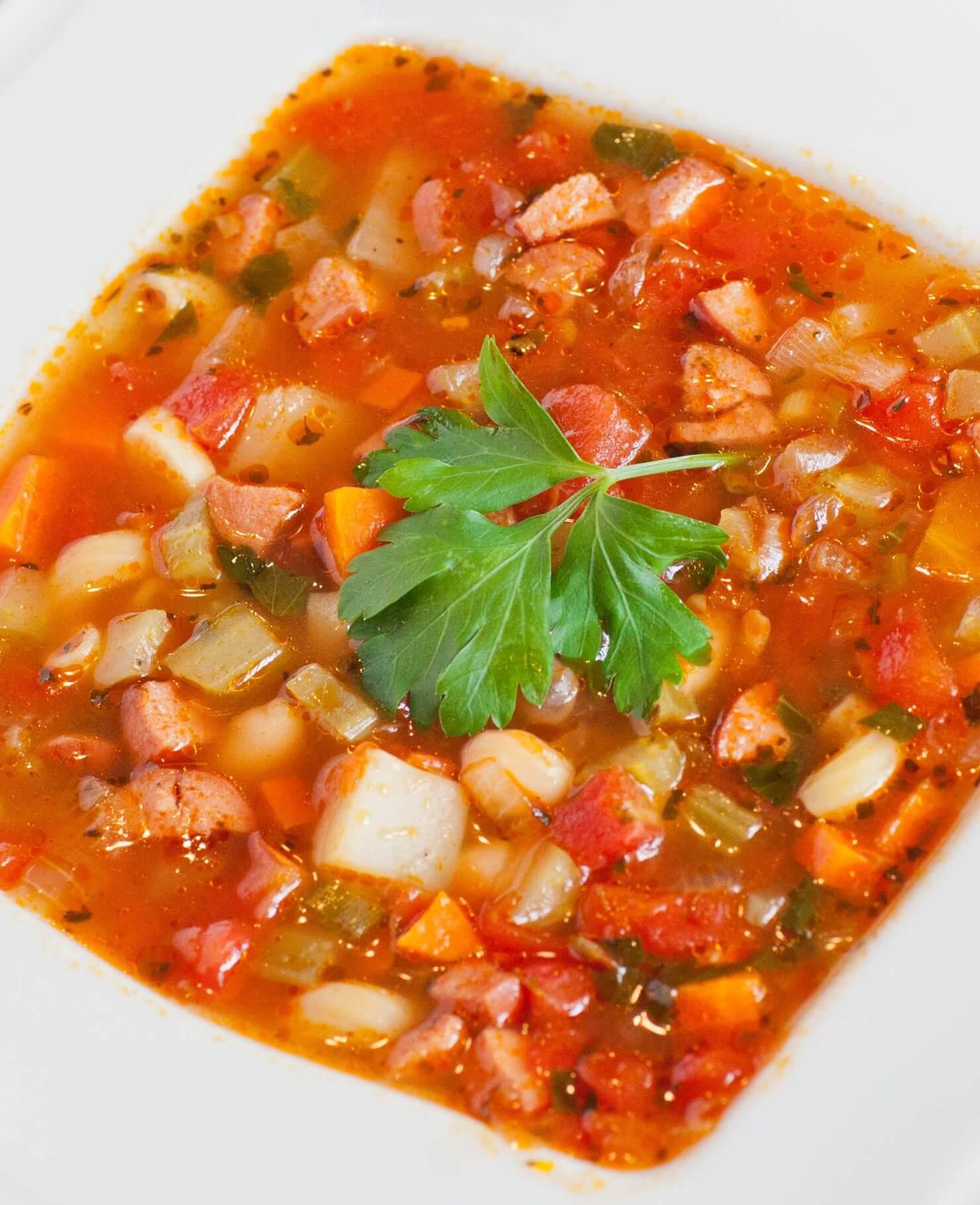 Minestrone Soup Tatyanas Everyday Food