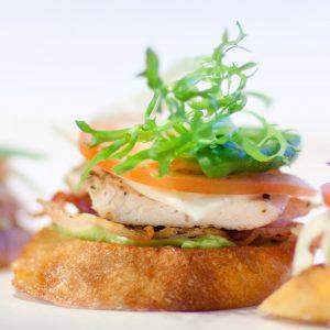 blt sandwich with pancetta