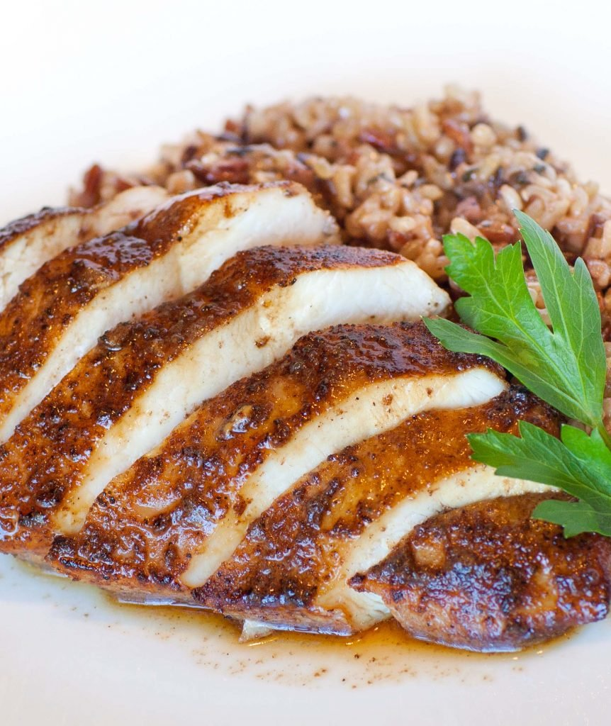 Chinese 5 Spice Chicken With Wild Rice Tatyanas Everyday Food