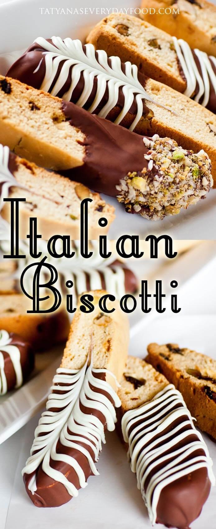 Classic Italian Biscotti video recipe