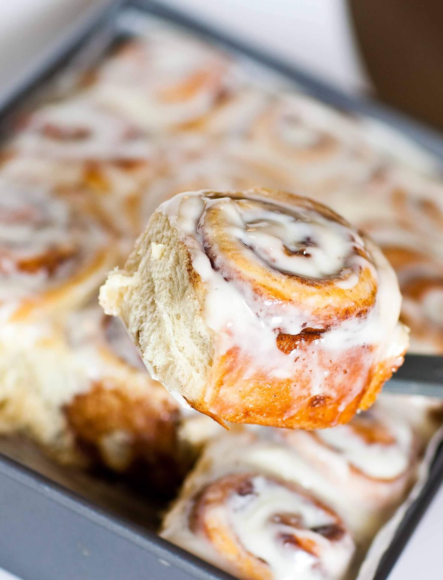 The Best Cinnamon Rolls Recipe