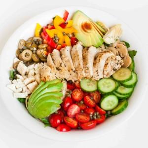 Italian Chicken Salad video recipe
