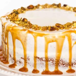 Chocolate Cherry Rum Cake with Meringue Butter Cream - Tatyanas ...