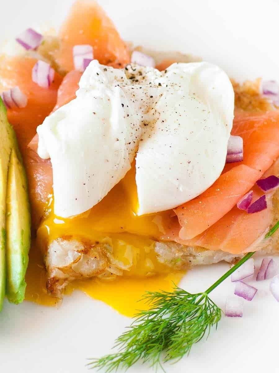 Breakfast Potato Galette (video)