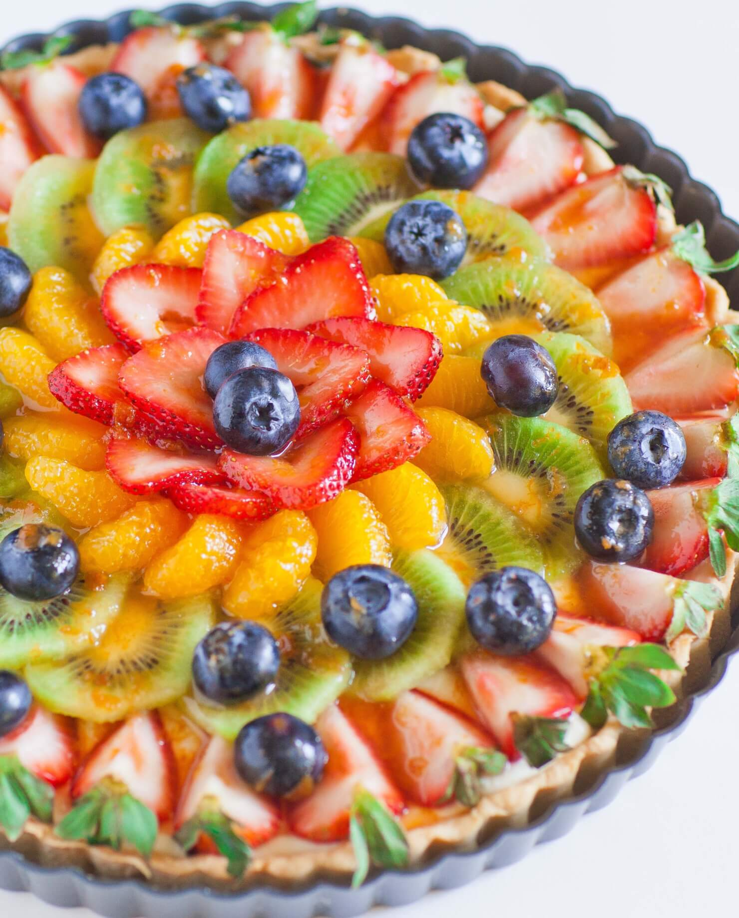are fruit tarts healthy fruit of grisaia