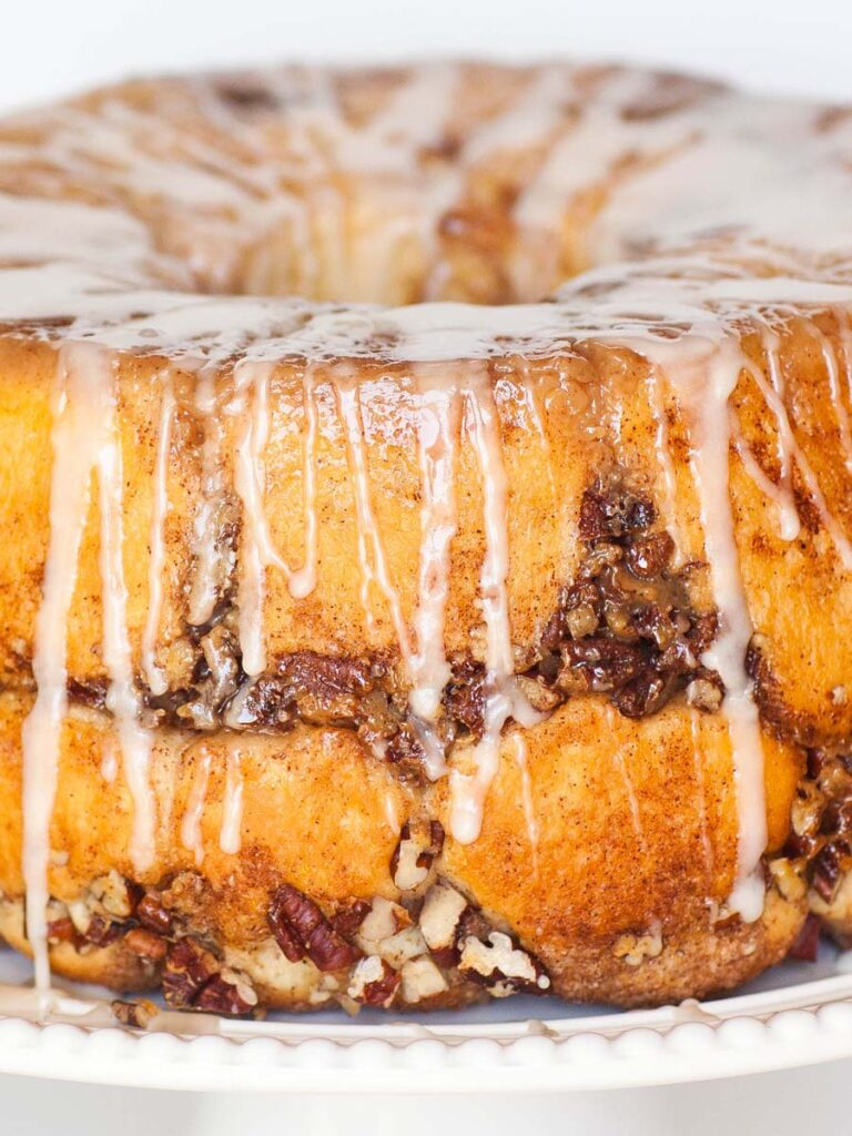 Pull-Apart Nutella Bread (video) - Tatyanas Everyday Food