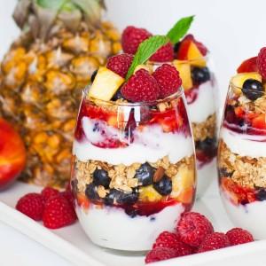 Granola and Fruit Parfait video recipe