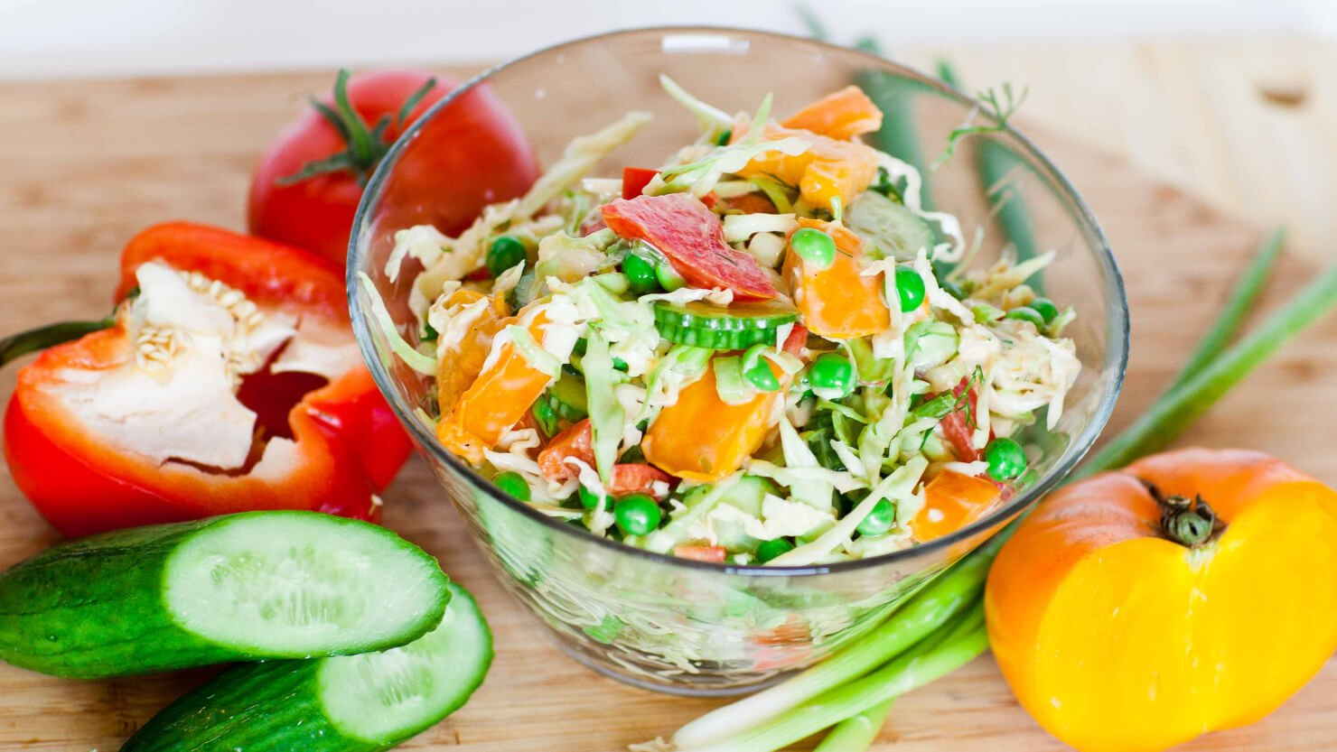creamy summer coleslaw video recipe