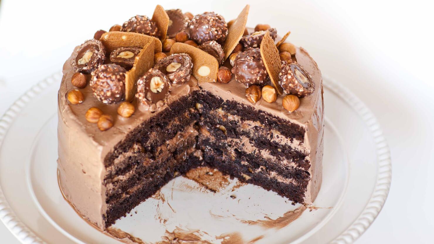 Chocolate Fudge Cake Nz