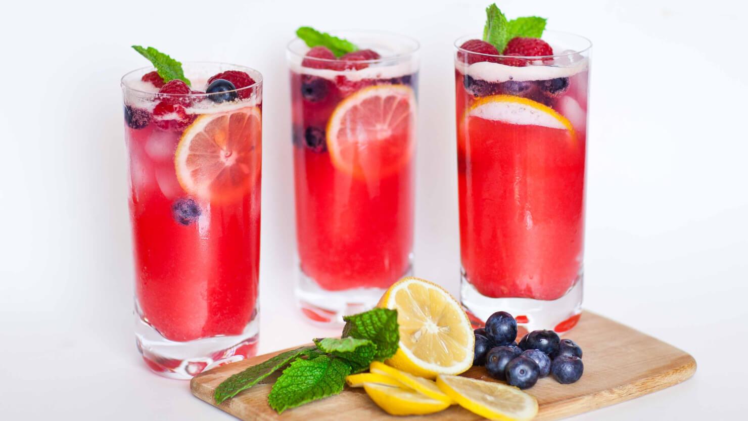 how to make lemonade with real lemons and splenda