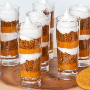 pumpkin pie shooters