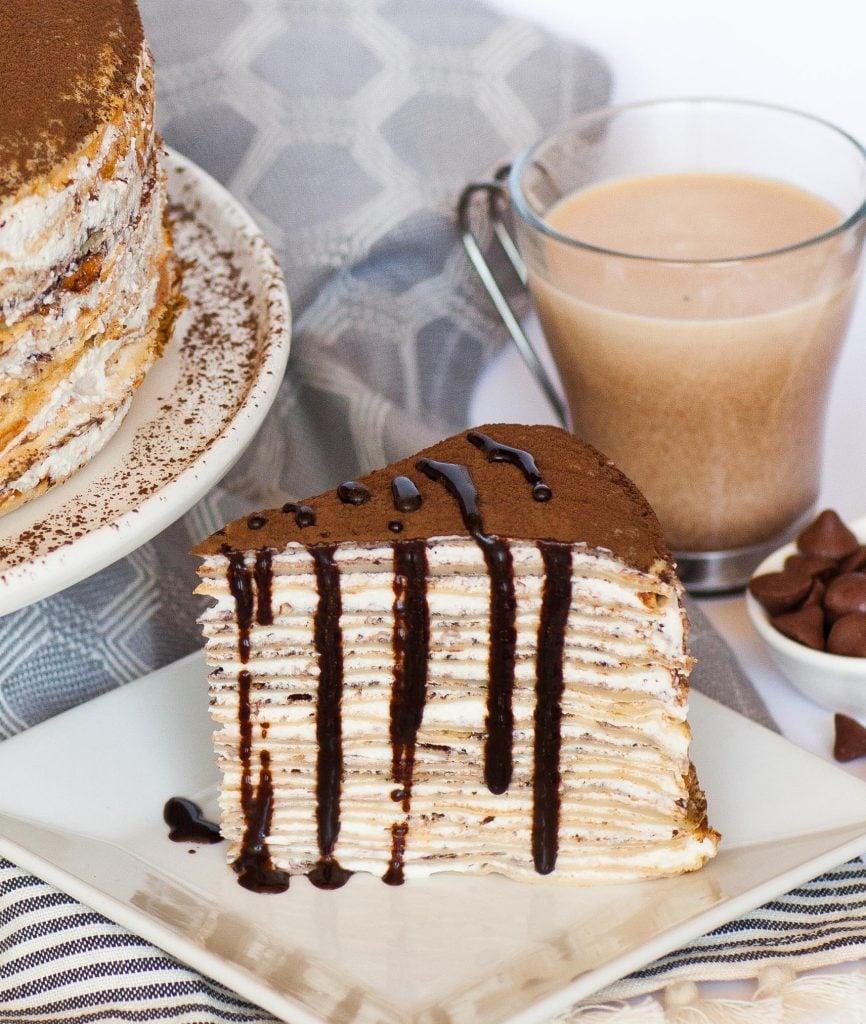 Crepe Cake Recipe Tatyanas Everyday Food