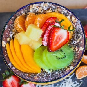 Tropical Acai Bowl