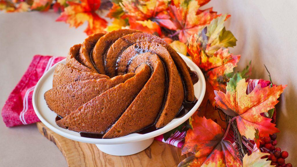 Maple Pumpkin Bundt Cake Tatyanas