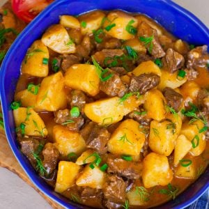 stewed beef and potatoes beef recipe