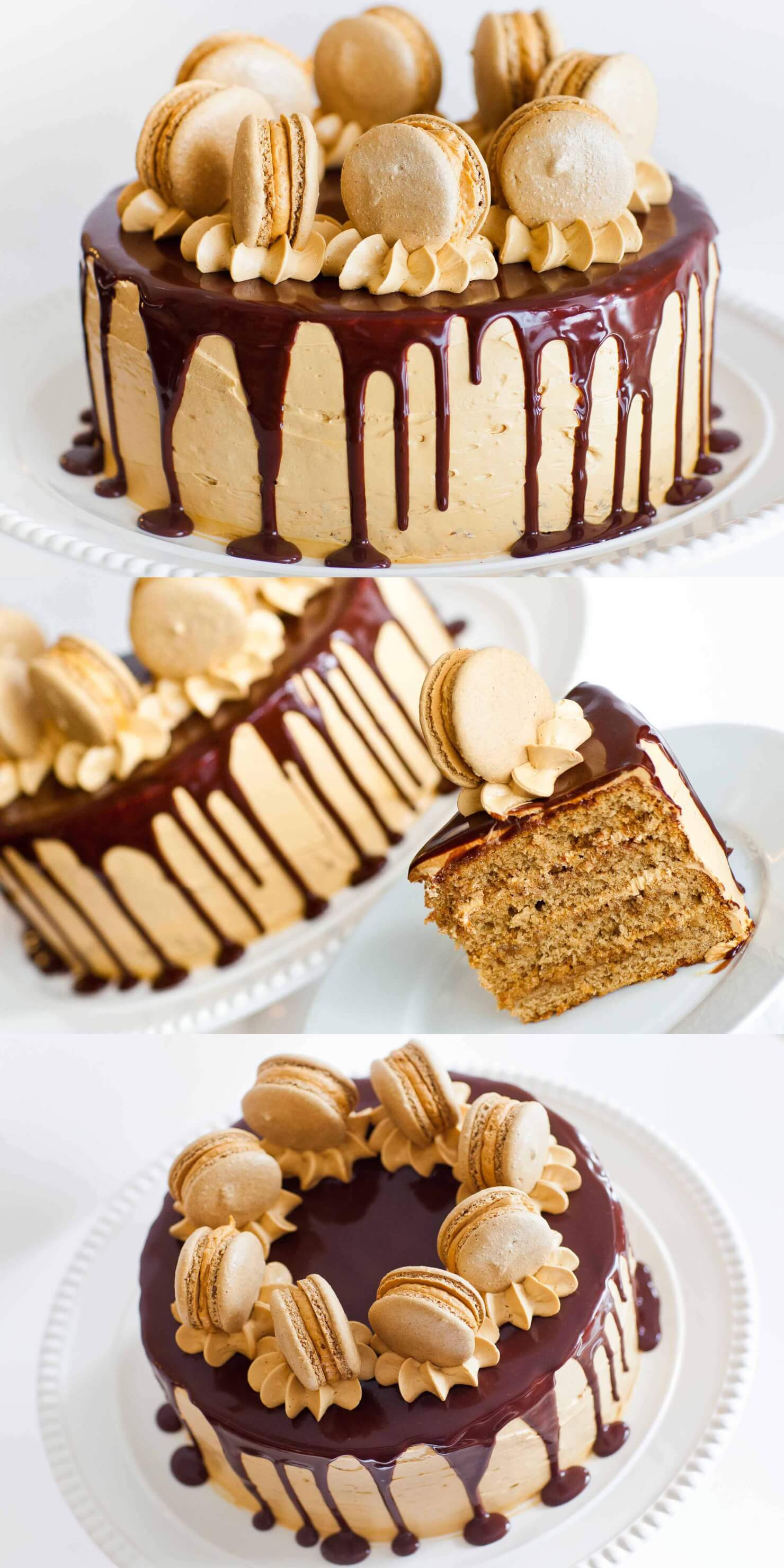 Choc Peanut Butter Cake Recipe