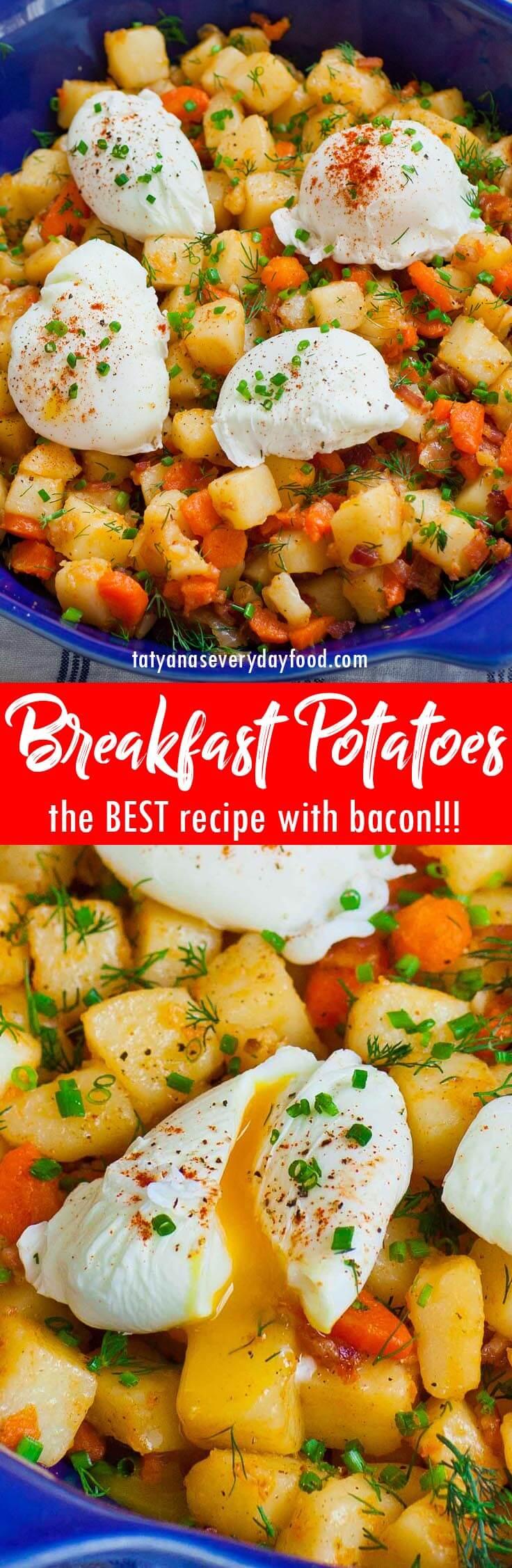 Bacon Breakfast Potatoes video recipe