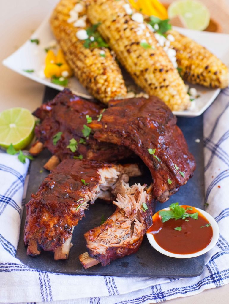 slow cooker bbq pork ribs recipe