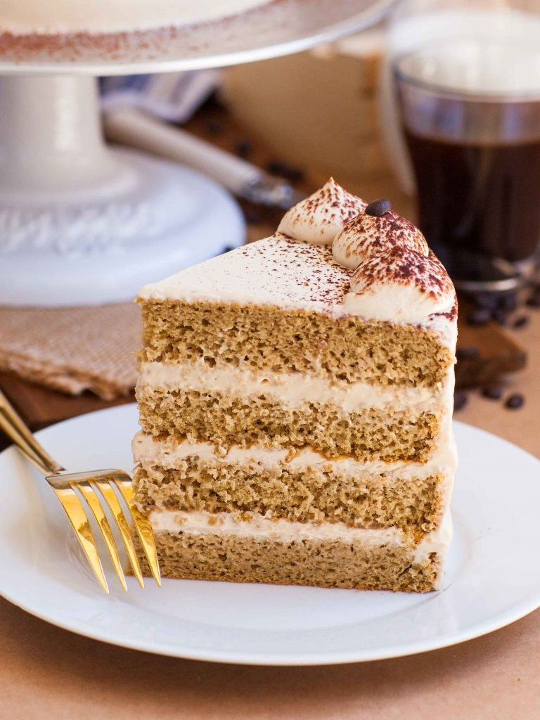Coffee Tres Leches Cake - Tatyanas Everyday Food