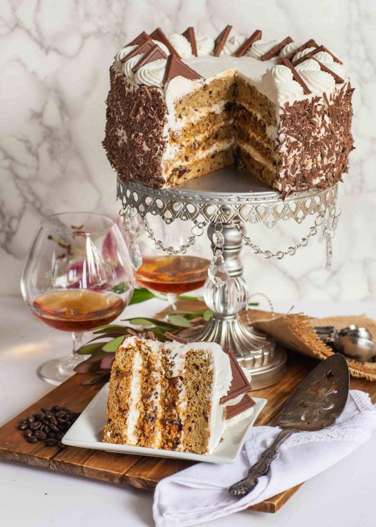 Coffee Cheesecake Recipes Chocolate Espresso