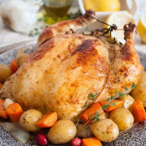 oven roasted buttermilk chicken recipe