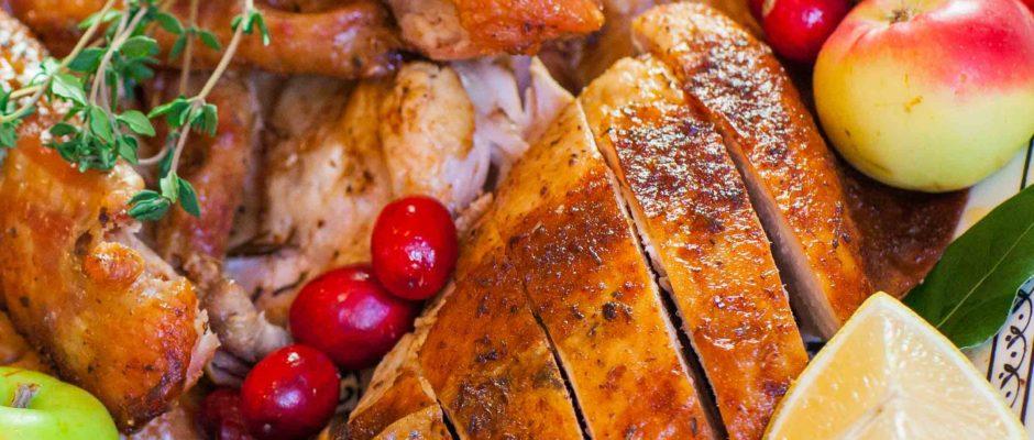How To Carve A Turkey Like a Pro!