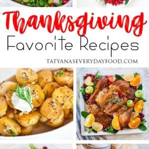 Best Thanksgiving recipes!