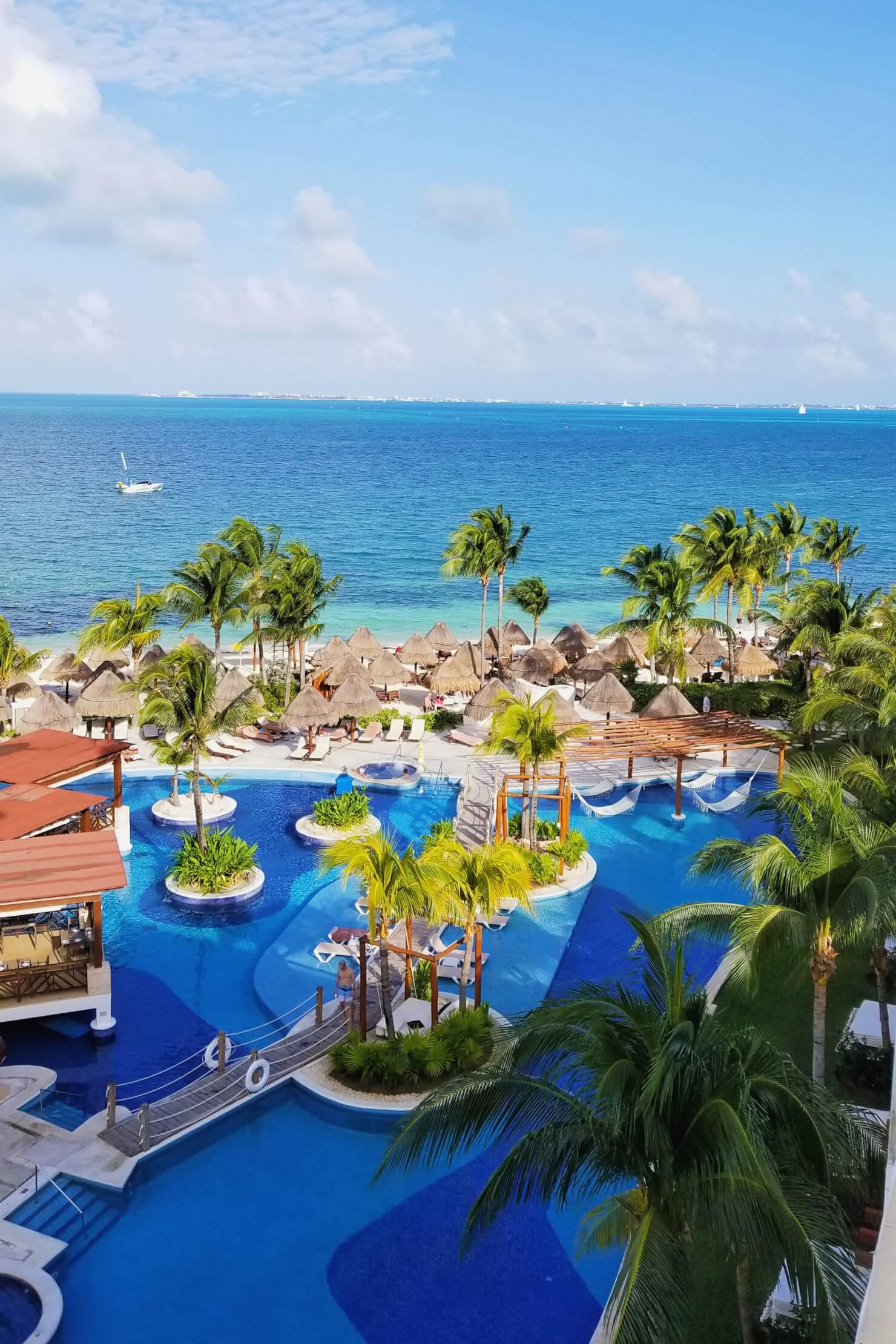 Our Mexico Vacation - Excellence Playa Mujeres