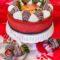 Red Velvet Brownie Cheesecake