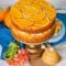 Upside-Down Honey Orange Cake +Cookbook Giveaway!