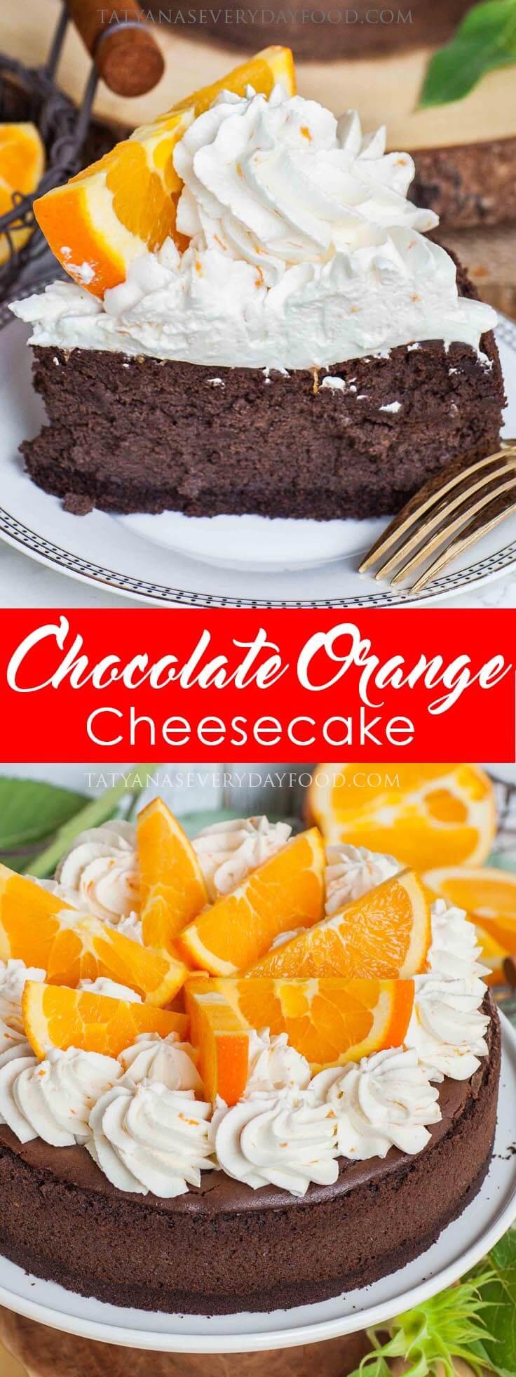 Chocolate Cheesecake video recipe