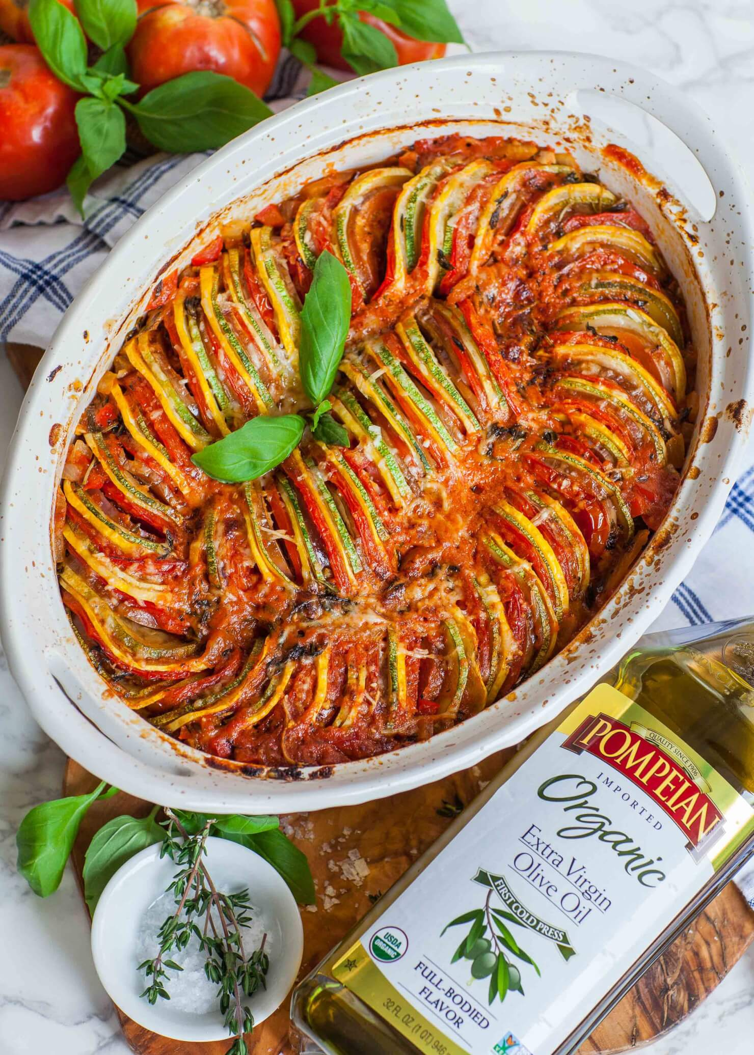 Ratatouille Food Recipe