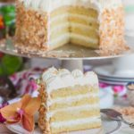 Coconut Italian Wedding Cake (video)