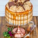 Caramel Pecan Pumpkin Cake Recipe (video)