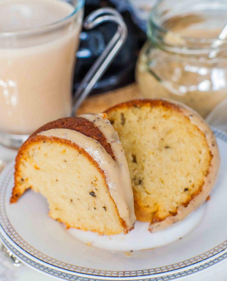 Delicate Chai Tea Cake