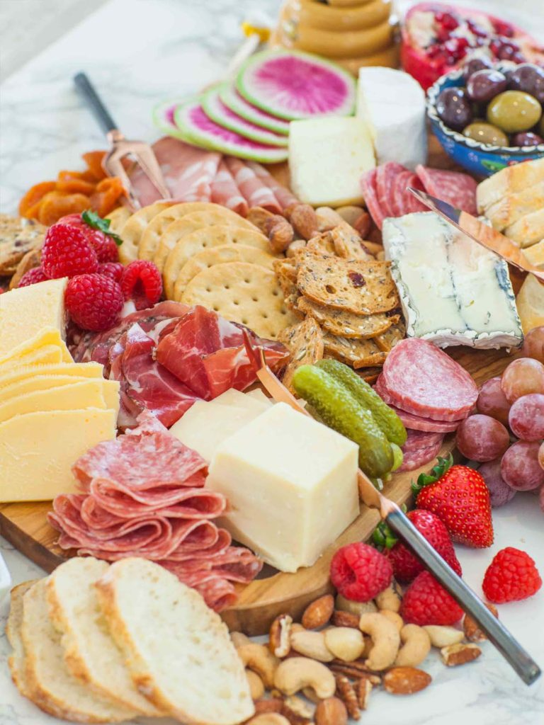 beautiful charcuterie board for party