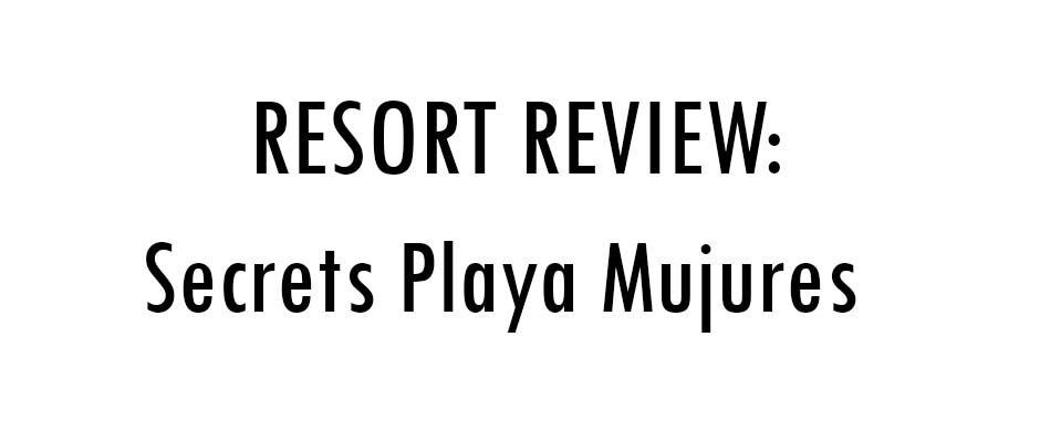 Secrets Playa Mujeres thumbnail