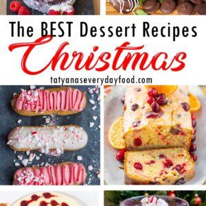 The Best Christmas Dessert Recipes