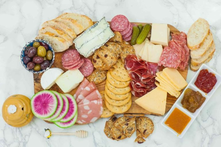 step 5 how to make a charcuterie board