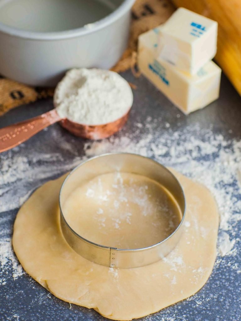 how to make a pie crust video demonstration