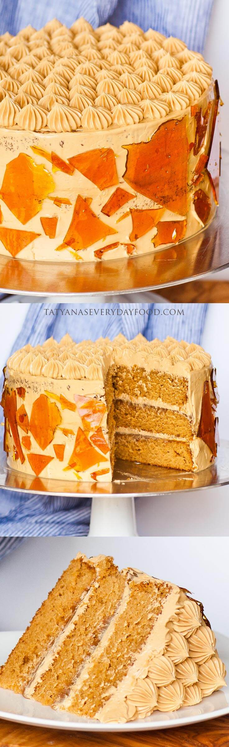 The Best Dulce de Leche Cake video recipe