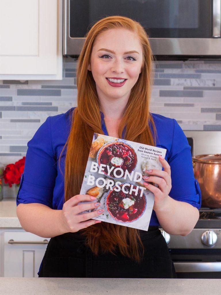 Tatyana Nesteruk author of Beyond Borscht