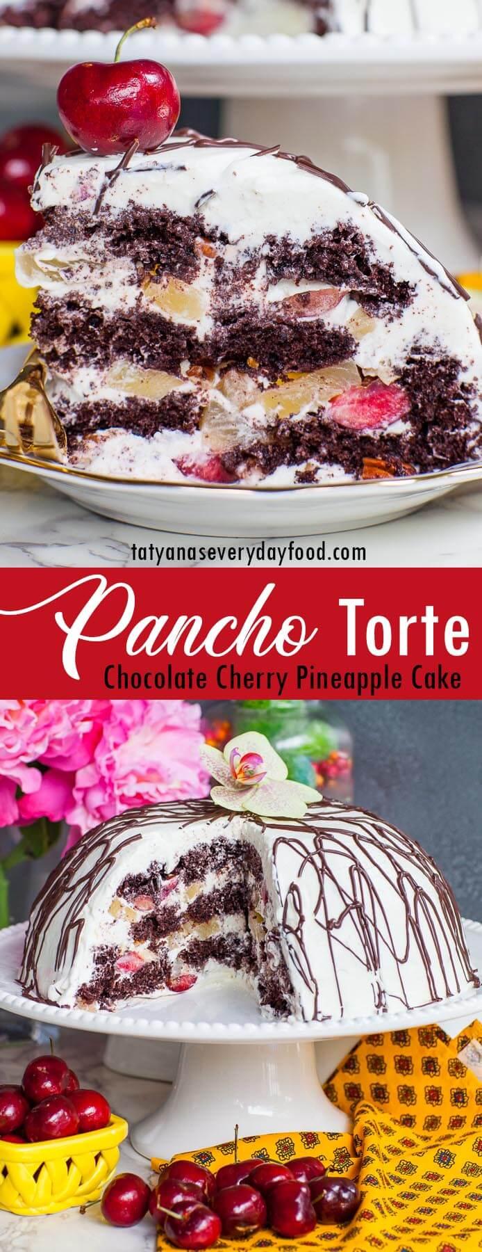 Pancho Torte video recipe