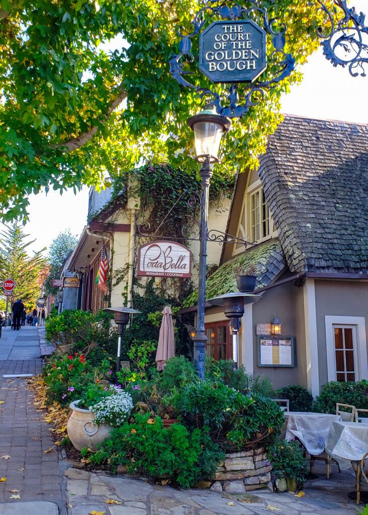 Portabella Restaurant in Carmel, CA