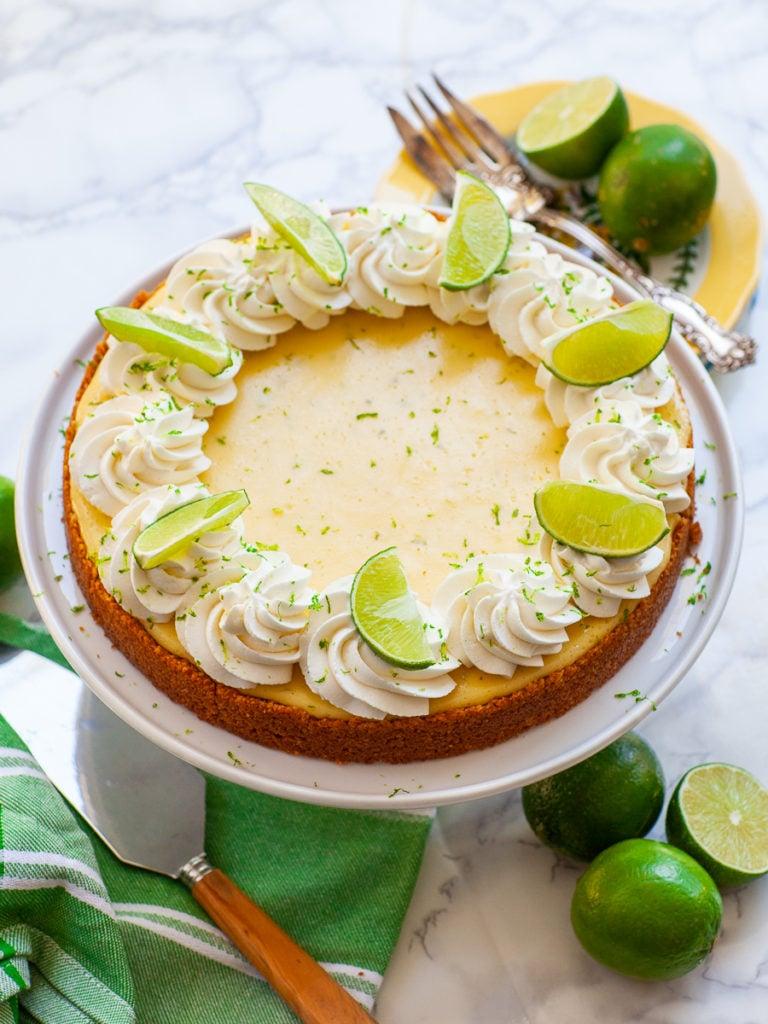 key lime pie recipe with coconut graham cracker crust