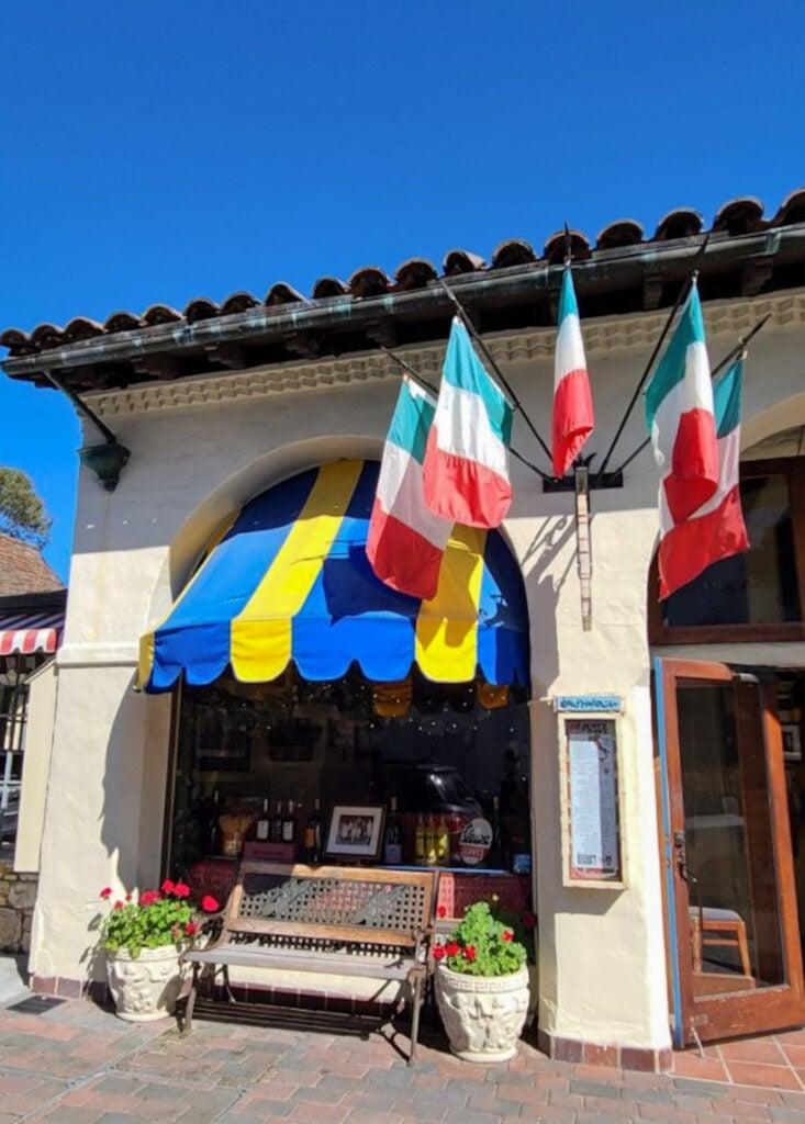 Little Napoli in Carmel, CA