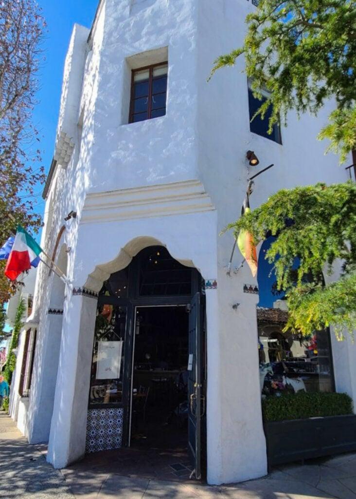 La Bicycleette Restaurant in Carmel, CA