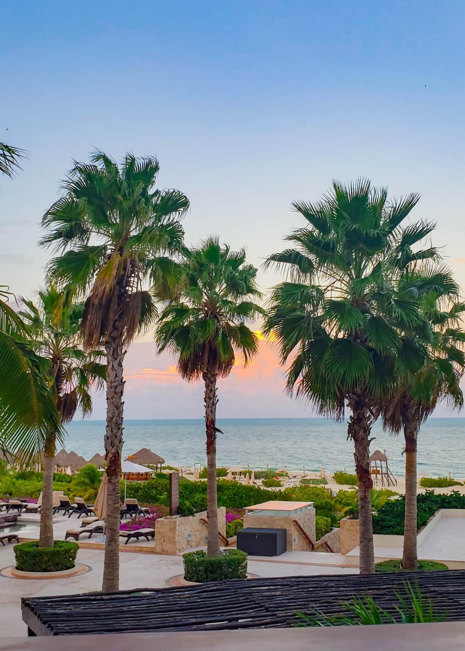Secrets Playa Mujeres ocean view room