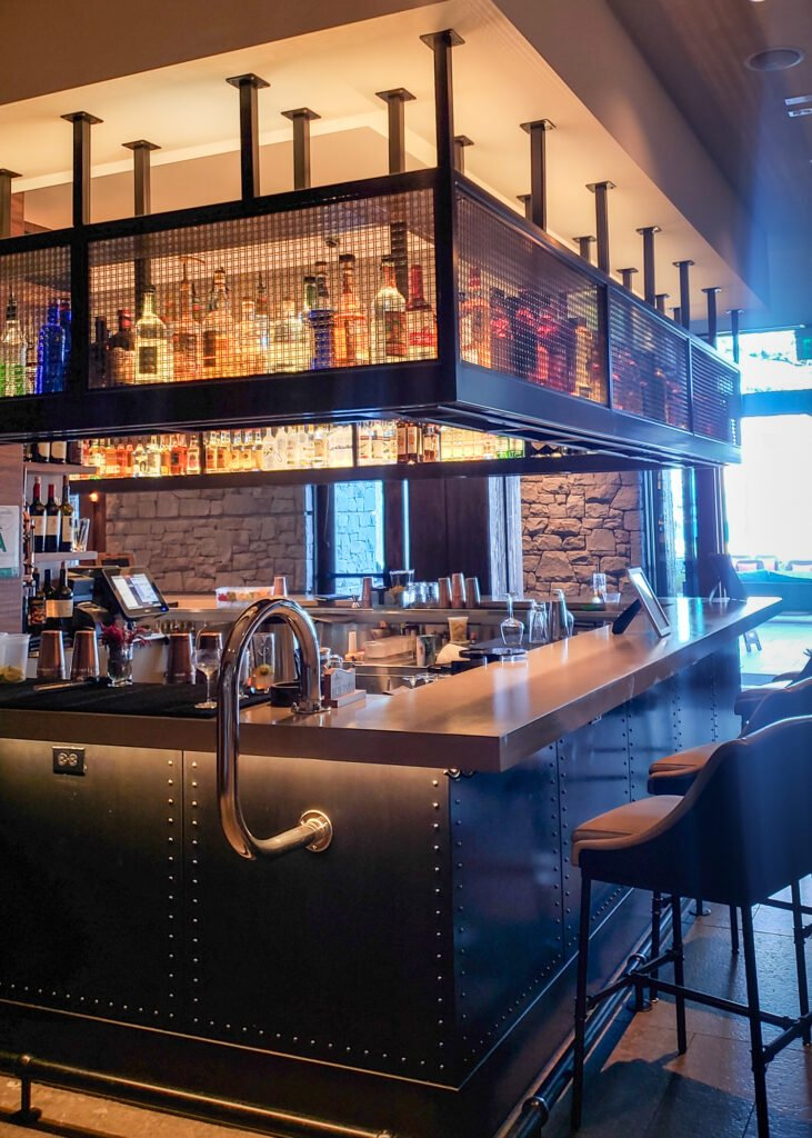 The Bistro Bar at Edgewood Tahoe